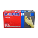 ILHD4 Gloveworks HD Latex PF Ind Gloves (Sold by Case of 10 Boxes = 1000 Gloves)