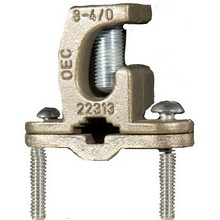 Lay-In Pipe Clamp