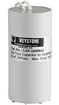 CAP-450MPS Keystone Capacitor for 450W Pulse Start MH, 26.5uF, 400V, Dry Film