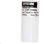 CAP-175MH Keystone Capacitor for 175W MH Quad, 10uF, 400V, Dry Film