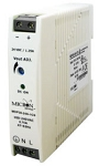 MDP18-12A-1C Micron Power Supply 12VDC Secondary SINGLE-PHASE 85-264VAC PRIMARY 18 Watt 1.5 Amp Output