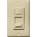 82745 Morris Iv Fluorescent 3-Way Dimmer