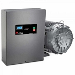 GP40PL Phoenix 40 HP Rotary Phase Converter - 1 To 3 Phase Converter With Digital Operator and Start Stop Control