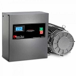 GP7PL Phoenix 7.5 HP Rotary Phase Converter - 1 To 3 Phase Converter With Display and Start Stop Control