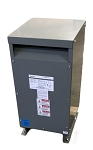 S2XLH21-15 Federal Pacific 1 Phase 15 KVA Ventilated Dry Type Transformer. 240x480V Primary X 240/120 V Secondary