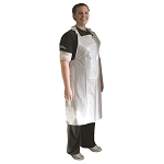 PA1.75 AMMEX Poly Aprons 1.75 mil 200 Aprons/Case