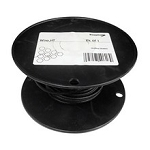 TWHTB10-50 Morris Wire, HT, 10G, Black, 50 ft.