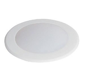 "LDL2-4-11-120D-930-WH GlobaLux Lighting 4"" Surface Mount LED Disk Light,11W, Triac Dimming, 90+ CRI, 3000K , 650 Lumens"