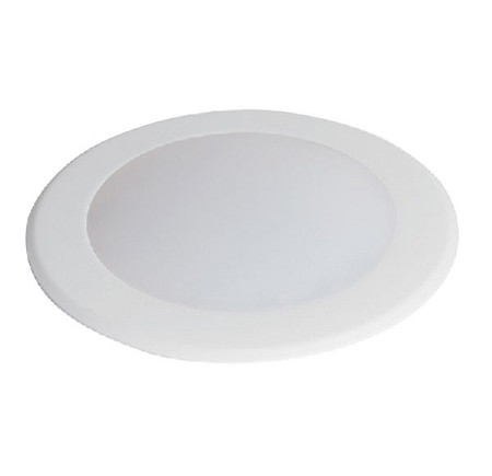 "LDL2-6-15-120D-930-WH GlobaLux Lighting 6"" Surface Mount LED Disk Light,15W, Triac Dimming, 90+ CRI, 3000K , 1100 Lumens"