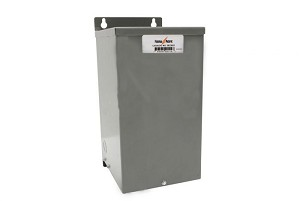 K1XGF12-1.5 Federal Pacific 1 Phase 1.5 KVA BuckBoost Dry Type Transformer. 120x240V Primary X 12/24V Secondary