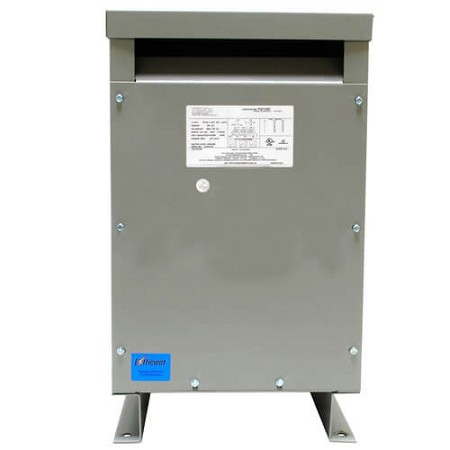 T48LH2D-75 Federal Pacific 3 Phase 75 KVA  Ventilated Dry Type Transformer. 480V Primary X 240/(120 LT)V Secondary